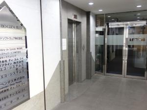 うつぼGIZAビル(うつぼギザビル)エレベーター