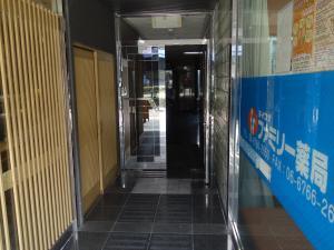 上本町IBPタワーエントランス