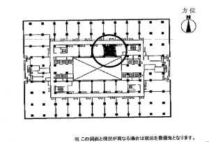 13階 間取り図