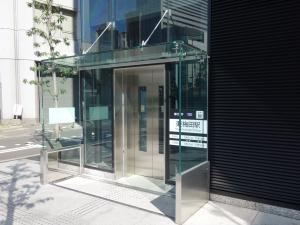 清和梅田ビル地下鉄出入口