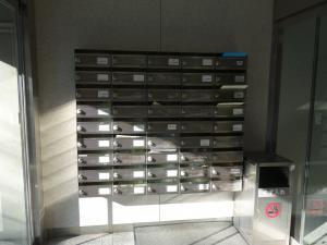 末広センタービル郵便ポスト