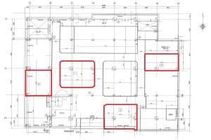 K'sスクエアビル地下1階間取り図
