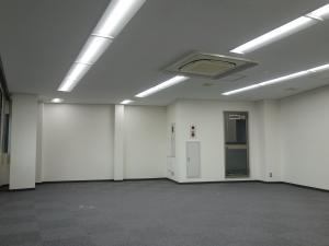 スカイアット天王寺ビル室内