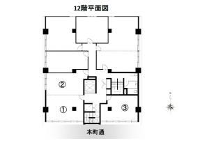 12階間取り図