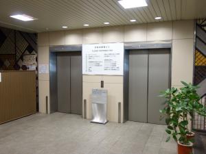 京阪淀屋橋ビルエレベーター