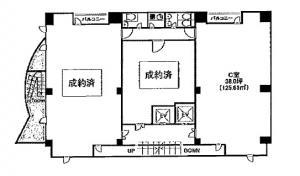 6階間取り図