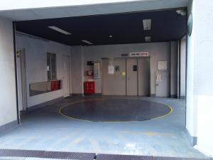 東梅田八千代ビル立体駐車場