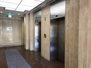 TCSビルエレベーター