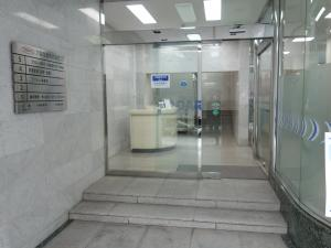 大磯産業株式会社本社ビルエントランス