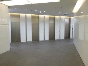 梅田北プレイスビルエレベーター