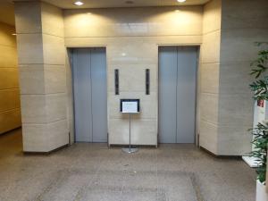 京阪神安土町ビルエレベーター