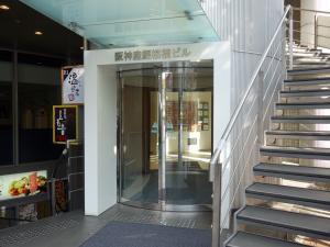 阪神産経桜橋ビルエントランス
