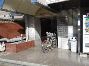 新大阪コスモビルエントランス