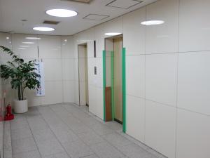 本丸田ビルエレベーター