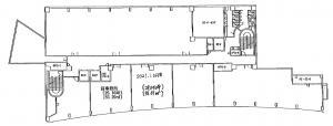 K2ビルディング7階間取り図