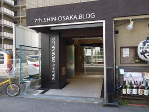 第7新大阪ビルエントランス
