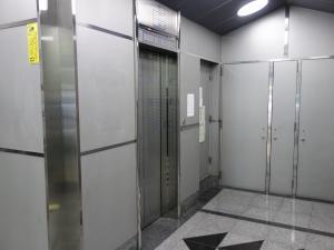 IBセンター(アイビィセンター)ビルエレベーター