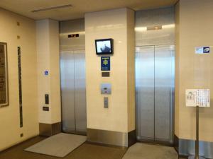 ワタヤ・コスモスビル(ワタヤコスモスビル)エレベーター