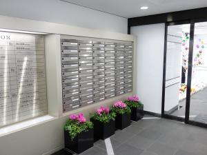 第3中島ビル郵便ポスト