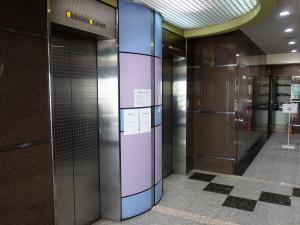 船場グランドビルエレベーター