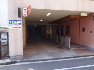 梅田東ビルエントランス