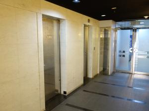21センチュリービルエレベーター