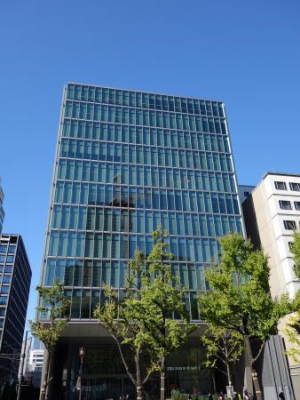明治安田生命大阪御堂筋ビル(ランドアクシスタワー) 外観写真