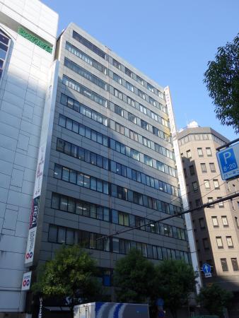 四ツ橋新興産ビル 外観写真