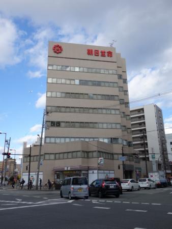 日本ロジックス大阪東野田ビル 外観写真