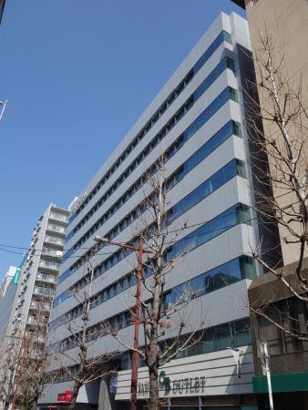 進和江坂ビル 外観写真