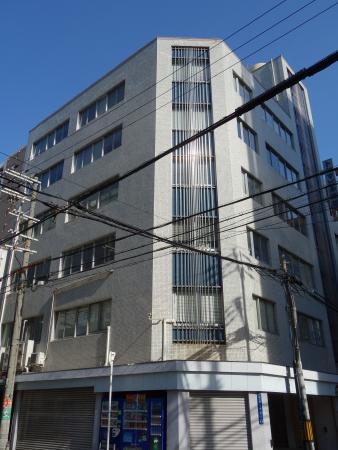 トヤマ東館ビル 外観写真