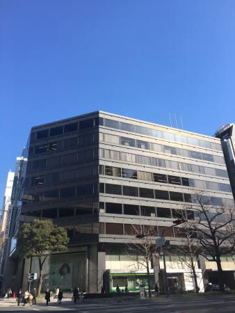 大阪ディーアイシービル(大阪DICビル) 外観写真