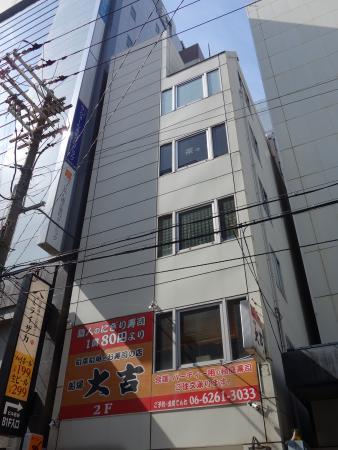 里井新ビル 外観写真
