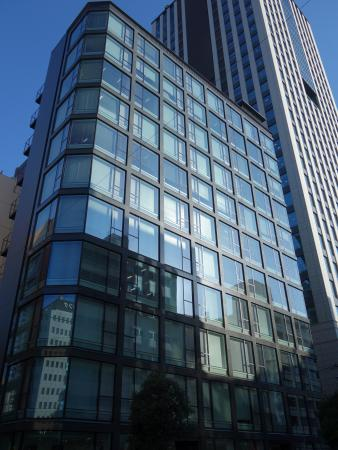 信濃橋富士ビル 外観写真