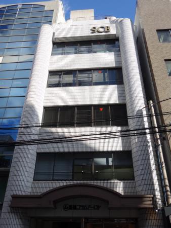心斎橋コラムナービル 外観写真