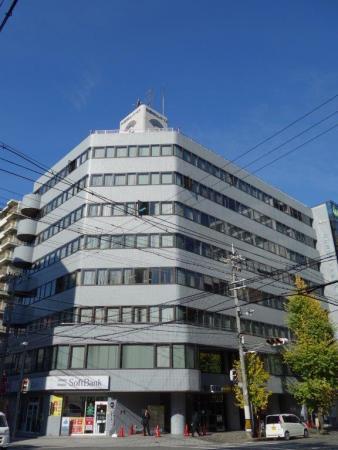 Auroraビル新大阪 外観写真