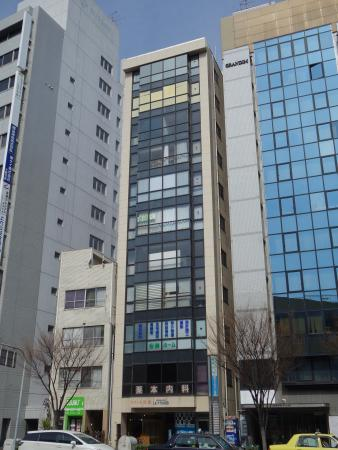 上本町IBPタワー(上本町Ⅰ.B.Pタワー) 外観写真