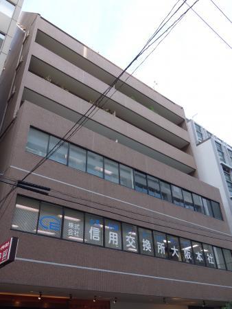 プライムハイツ堺筋本町 外観写真