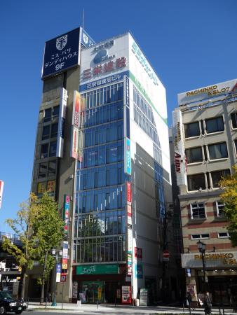 三栄御堂筋ビル 外観写真