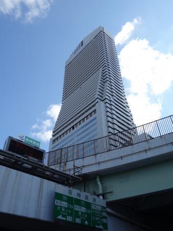 大阪ベイタワー 外観写真