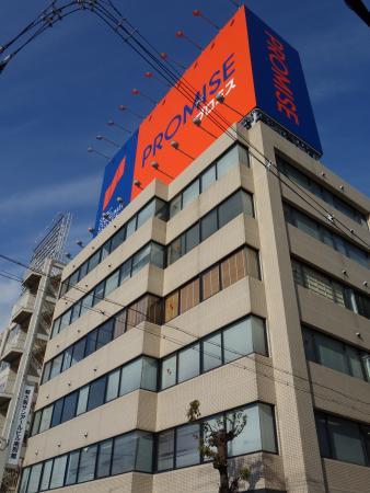 新大阪サンアールビル南別館 外観写真
