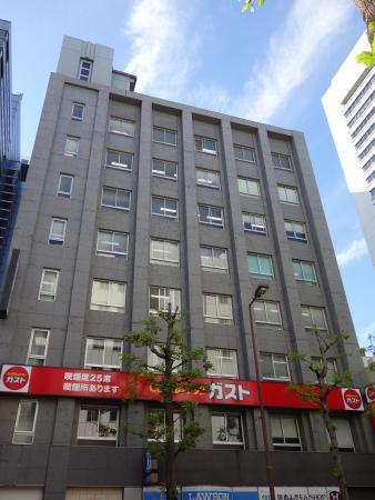 ハウザー堺筋本町駅前ビル 外観写真