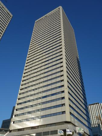ツイン21MIDタワー 外観写真