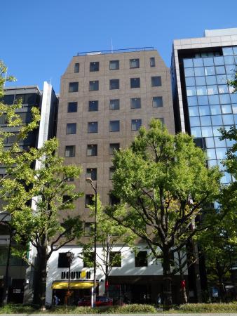 リバティ御堂筋本町ビル 外観写真