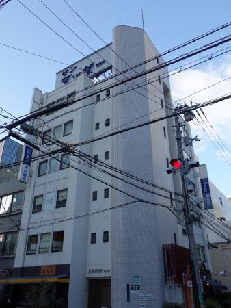 ジャパンSBPビル 外観写真