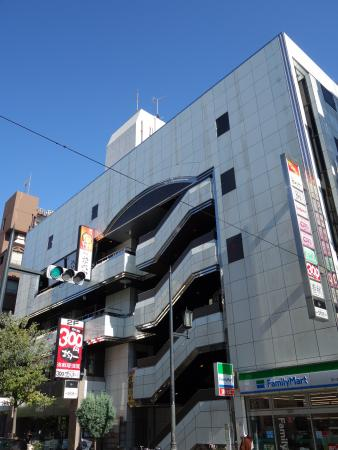FUKU BLD.心斎橋(フクビル心斎橋) 外観写真