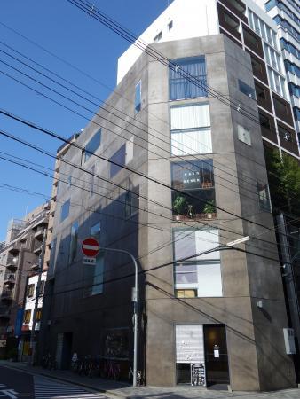 ミッドスクエア堀江(MIDSQUARE HORIE)ビル 外観写真