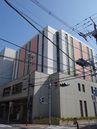 江坂ナックビル 外観写真