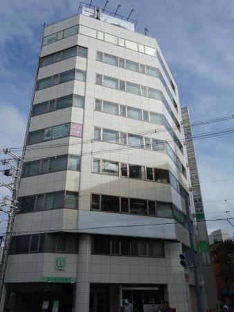 阪神玉川オフィスビル 外観写真