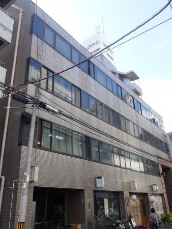 日宝東本町ビル 外観写真